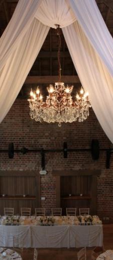 Drape-vintage-chandelier