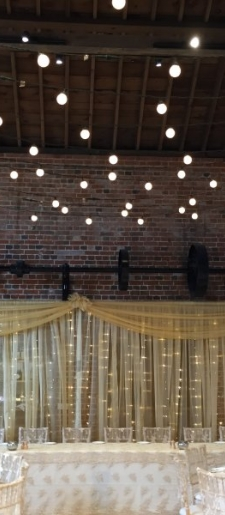 Sheer-gold-backdrop-festoon-lights