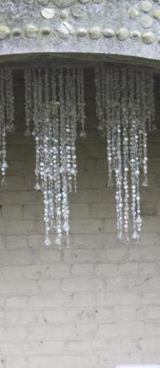 Hanging-crystal-spiral-chandelier