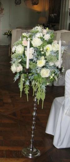 Style-1-classic-silver-candelabra floorstanding