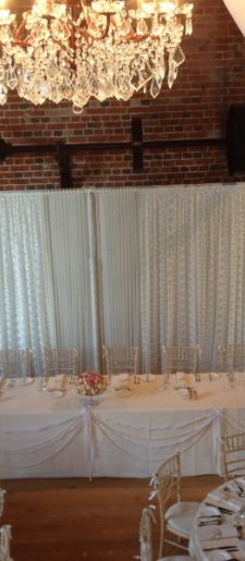 Pearl-and-lace-backdrop