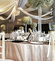 Top Table & Cake Table Decor